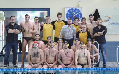 Giessler Immobilien als neuer Sponsoringpartner des  Amateur-Schwimm-Club Duisburg e.V.